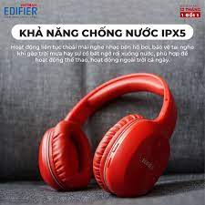 Tai nghe chụp tai Bluetooth 5.0 thể thao EDIFIER W800BT Plus Chống ồn -  Hàng chính hãng | Tai Nghe Bluetooth Chụp Tai Over-Ear