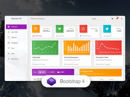 Best Free Website Templates Awesome Material Dashboard Free Bootstrap 48 Material Admin Creative Tim
