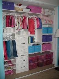 Kids closets and spaces