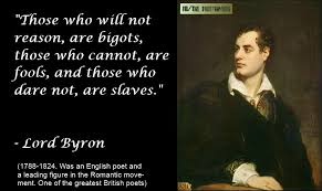 Best five trendy quotes by lord byron picture Hindi via Relatably.com