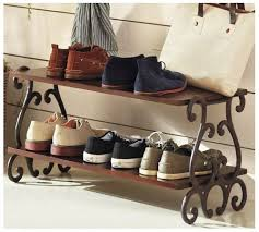 Moran Coat Rack Impressive Moran Shoe Rack From Pottery Barn