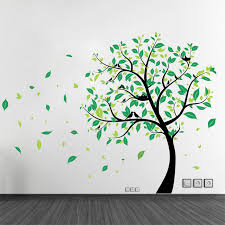large tree vinyl wall art