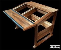 mixing desk table studio furniture