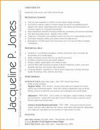 7 Design Resume Objective Grittrader