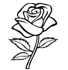 printable coloring pages of flowers free printable flowers coloring pages coloring pages flowers printable coloring book