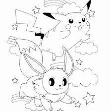 Oltre 50 Disegni Pikachu Da Stampare E Colorare Disegni Da Colorare