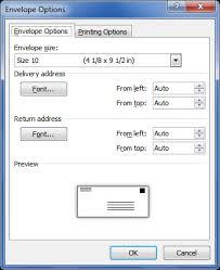 Size Of 10 Envelope Printing Envelopes And Labels Part 1 Envelopes Legal