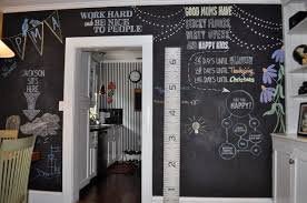 chalkboard paint office. contemporary paint chalkboard paint ideas for teenagers banquette home office on