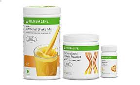 Herbalife Weight Loss Package 750 G Pack Of 3