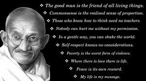 Gandhi Christian Quote Best of Mahatma Gandhi Rational Opinions Blog