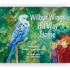 Wilbur Wings His Way Home - San Juan Publishing Group, Inc.