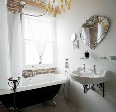 Black And White Bathroom Decor Black And White And Pink Bathroom Decor Black White Striped