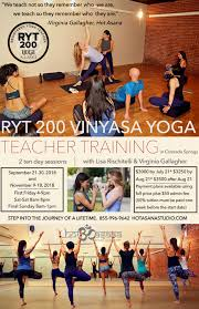 200 hour hot vinyasa teacher in cos