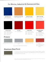 Duralux Marine Aluminum Boat Paint Color Chart Epoxy Bottom Paint For Aluminum Boats Note Computers Show