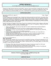 Merchandiser Resume Sample Free Megakravmaga Com