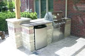 outdoor kitchen concrete block cinder adding kitchens island designs outdoor kitchen concrete block cinder adding kitchens island designs