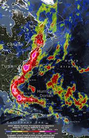 Dorian 2019 Hurricane And Typhoon Updates