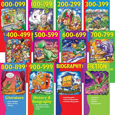 Image result for dewey decimal system for kids
