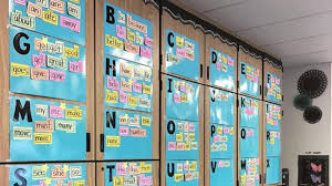what is a word wall