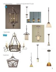 french country lighting selects 1