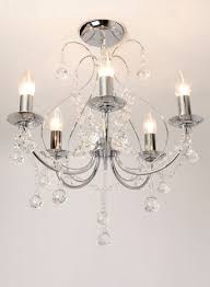 bhs sapparia chandelier for the guest room