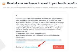 Email Reminder How To Send Open Enrollment Reminder Emails
