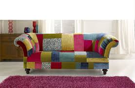 Sofas colorful modern home 11