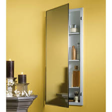 bathroom recessed medicine cabinets. Tall Bathroom Mirrored Medicine Cabinets With Framed Mirror And Beautiful Candles Also Vanities In The Recessed