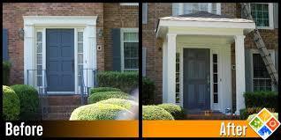 front door awningStunning Design Front Door Awning Ideas Easy 1000 About Front Door