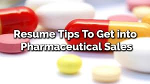 Resume Tips To Get Into Pharmaceutical Sales Youtube