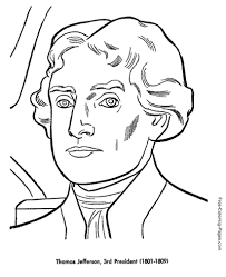 Small Picture Presidents Day coloring pages