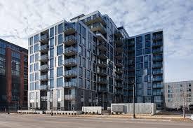 Luxury Apartment Building S Sculptural Design Exudes