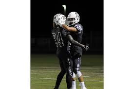 PHOTO GALLERY: Braden River vs. Southeast - Carlos Crawford and Travis  Williams celebrate following Williams' touchdown catch. | Your Observer