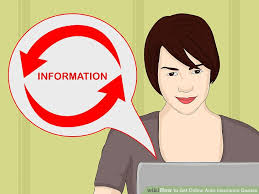 how to get auto insurance quotes 6 steps with pictures how credit scores change your