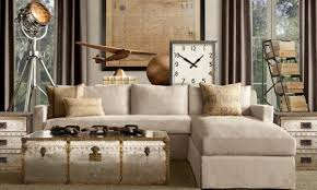 industrial influence in the home dcor adorable decor industrial home decor a5