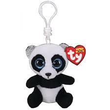 <b>TY Игрушка</b>-<b>брелок</b> Бамбу панда 10 см - Акушерство.Ru