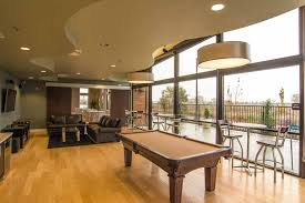 elk grove south game room pool table