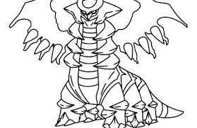 Coloring Pages Pokemon Legendary Legendary Coloring Pages Pokemon