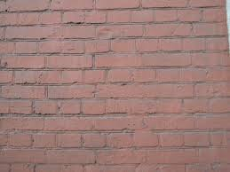 file painted red brick wall moscow jpg