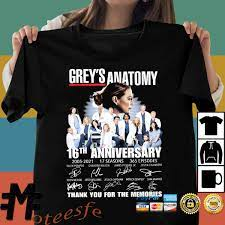 صحة الصفة اليوم grey s anatomy t shirt - zetaphi.org