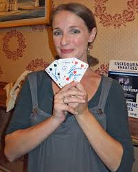 StarCards supporter Actress Anna Brecon | Brecon, Actresses, First night