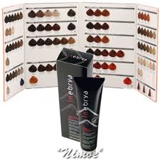 Color Chart 120 Nuances Inebrya Hair Colouring Cream New