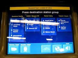 Orca Vending Machine Inspiration Sound Transit Restarts Ticket Vending Machine Remotely YouTube