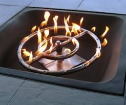 natural gas burner for fire pit por custom centerless rings propane or conversion within 7