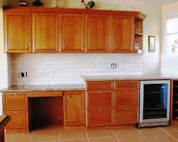 Orange Kitchens Popular Orange Kitchen Cabinet With Backsplash Kitchen Solutions