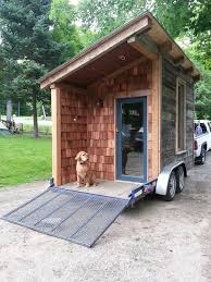 timber frame tiny house by red lion work tinyhouseliving