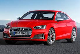 2018 audi order guide. plain order 2018 audi s5 coupe front quarter left photo intended audi order guide