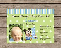 mickey mouse first birthday invitations com mickey mouse first birthday invitations by putting bewitching invitation templates printable to create your luxurious birthday 18