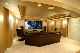 Ideas To Finish Basement - Ununfinished basement before and after