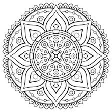 Free Printable Animal Mandala Coloring Pages For Adults This Is Free